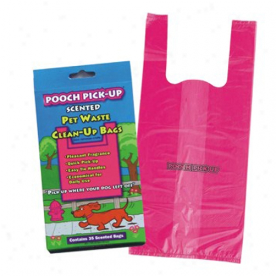 Pooch Pick-up Bags 35pk