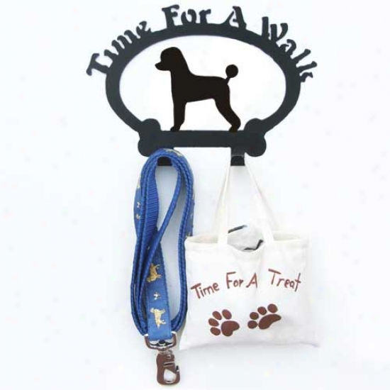 Poodle Leash Holder Pet Clip