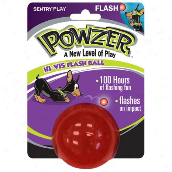 Powzer Flash N Dash Ball