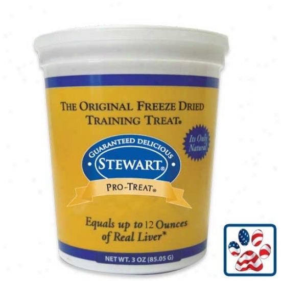 Pro Treat Freeze Dried Chicken Liver 3oz Tub