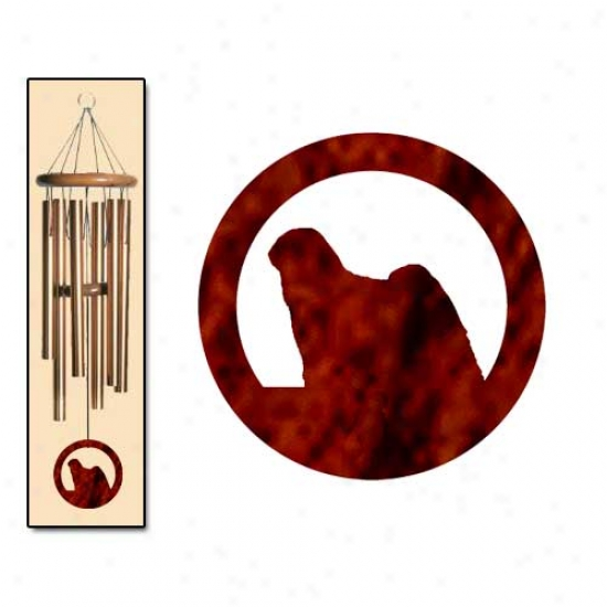 Puli Wind Chimes Medium Bronze