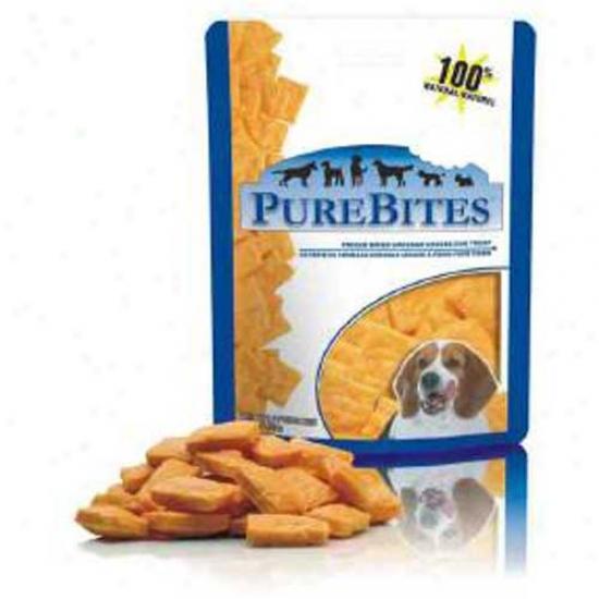 Purebitws Cheddar Ceese Dog Treats 8.8 Ounces