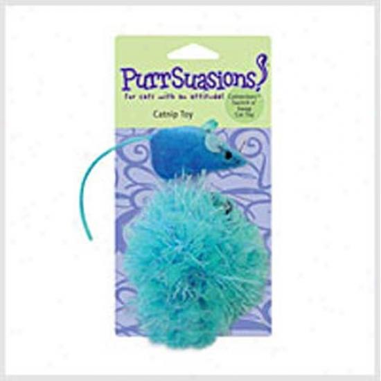 Purrsuasions Catnip Toys