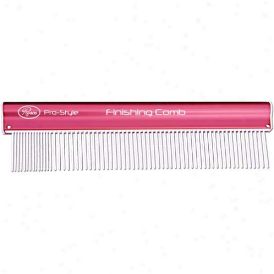 Resco Pro-style Finishing Comb Medium-fine Paragon