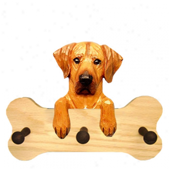 Rhodesian Ridgeback Boje Hang Up Natural Oak