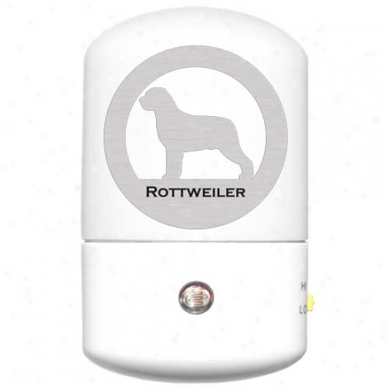 Rottweiler Led Night Light