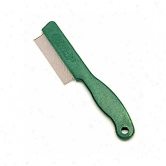 Safari Plastic Handle Cat Flea Comb