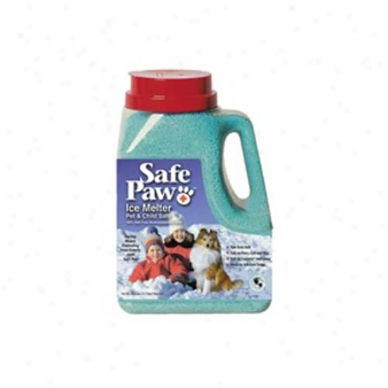 Safe Paw Ice Melter, 8lb 3oz