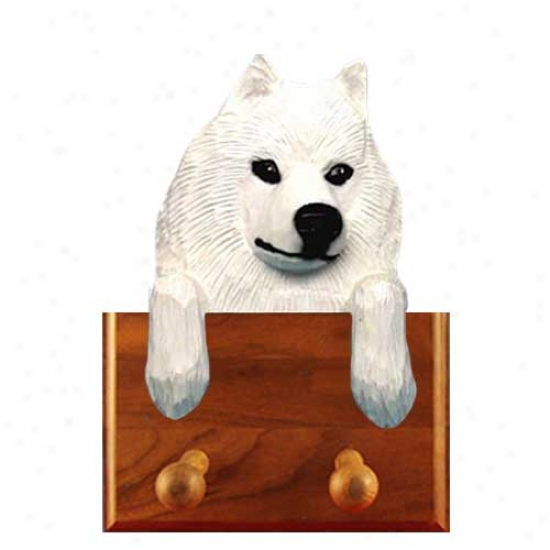 Samoyed Leash Holder