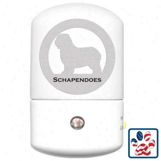 Schapendoes Led Night Light