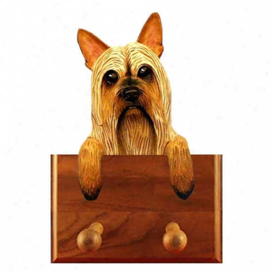 Silky Terrier Leash Holder
