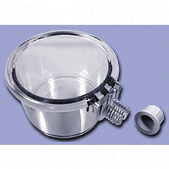 "Smart Crock, 15oz Clear away (5"" Diameter)"