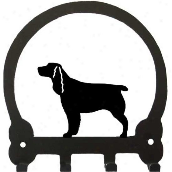 Springer Spaniel Wedge Rack By Sweeney Ridge