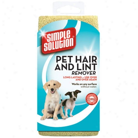 Ss Pet Hair And Liny Remmover