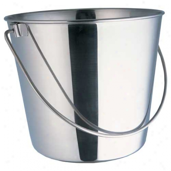 Stainless Steel Pail 4 Two pints