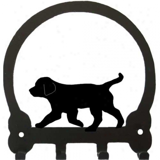 Sweeney Ridge Puppy Key Rack