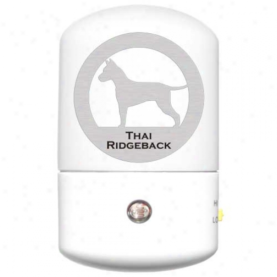 Thai Ridgeback Led Night Light