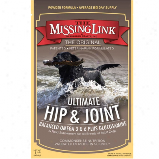 The Lost Link Hip And Joint 1lb