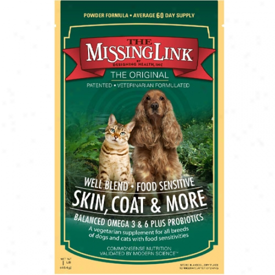 The Missing Link Well Blend Skin, Coat And More 1lb