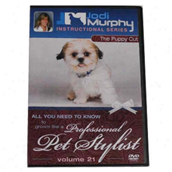 The Puppy Cut Dvd By Jodi Murphy