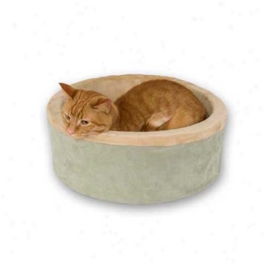 Thermo Kitty Heated Hut Sage