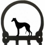 Italian Greyhound Key Rack By Sweeney Ridge