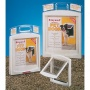 "Pet Door / Staywell (6) Small (7 15/16""w X 11 3/4""h)"
