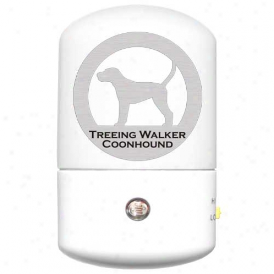 Treeing Walker Coonhound Led Night Light