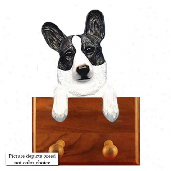 rTi Cardigan Welsh Corgi Leash Holder