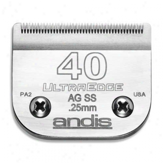 Ultraedge 40ss Blade By Andis