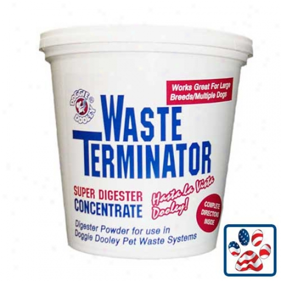 Waste Terminator (360 Grams) Concentrate
