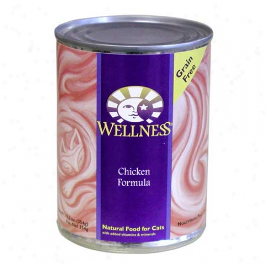 Wellness Chiclen Recipe 12.5oz Case Of 12 Cans