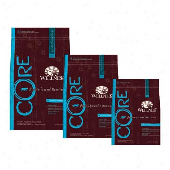 Welljess Core Ocezn Recipe 4lbs