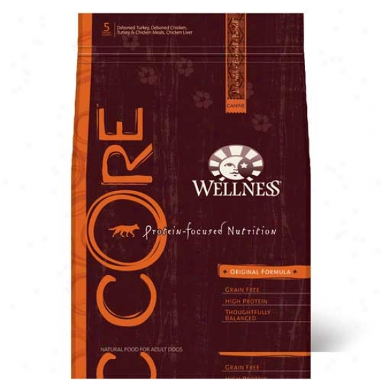 Wellness Core Original Recipe 12lbs Oversize
