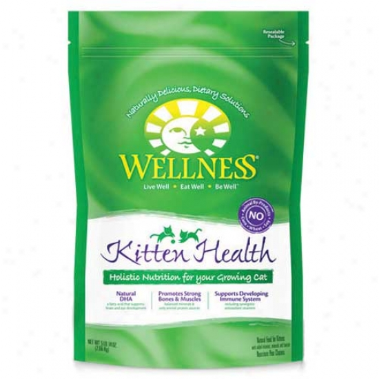 Wellness Kitten Soundness Recipe 5lbs