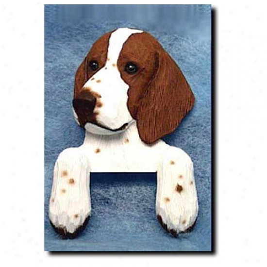 Welsh Springer Spaniel Door Topper