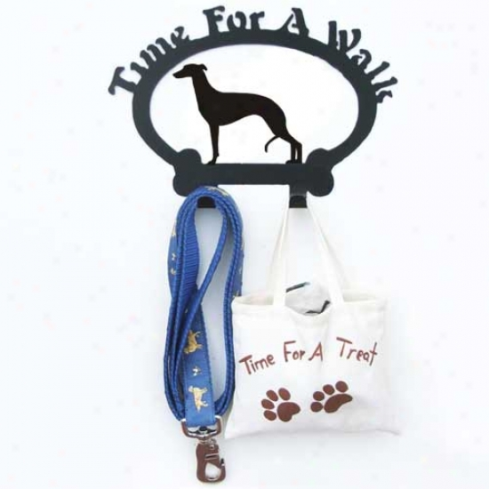 Whippet Leash Holder