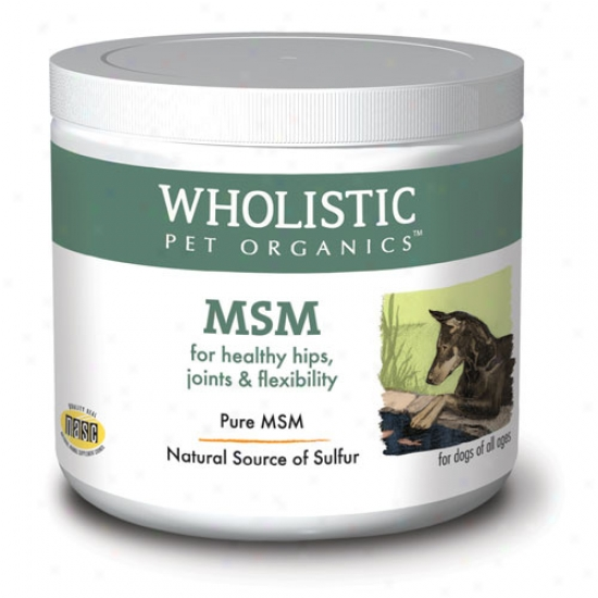 Wholistic Pet Msm 8oz