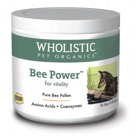 Wholistic Pet Organic Bee Power Granules 2lb