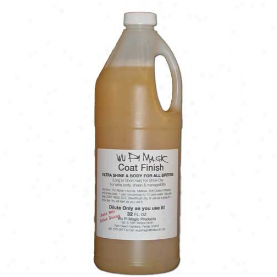 Wupi Magic Coat Finish 32oz