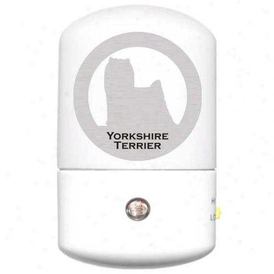 Yorkshire Terrier Led Night Ligt